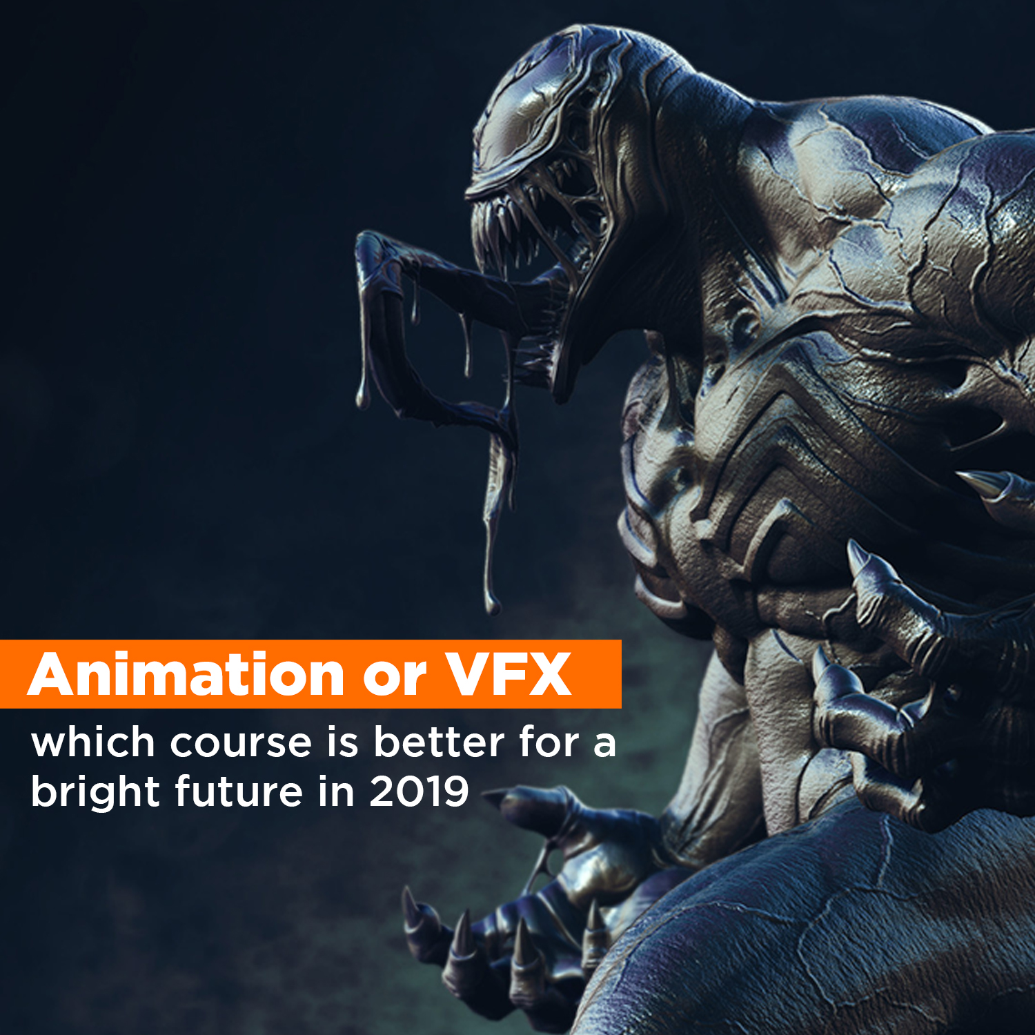 Animation or VFX which course is better for a bright future in 2019